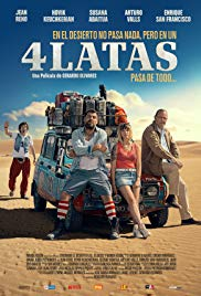 4 latas / Четири кутии (2019)