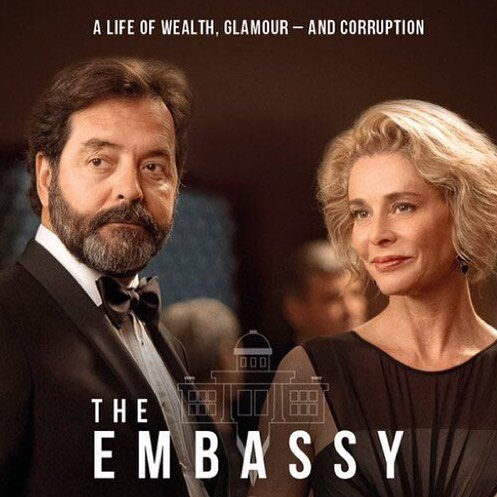 La embajada 1x10 / Посолството 1x10 (2016)