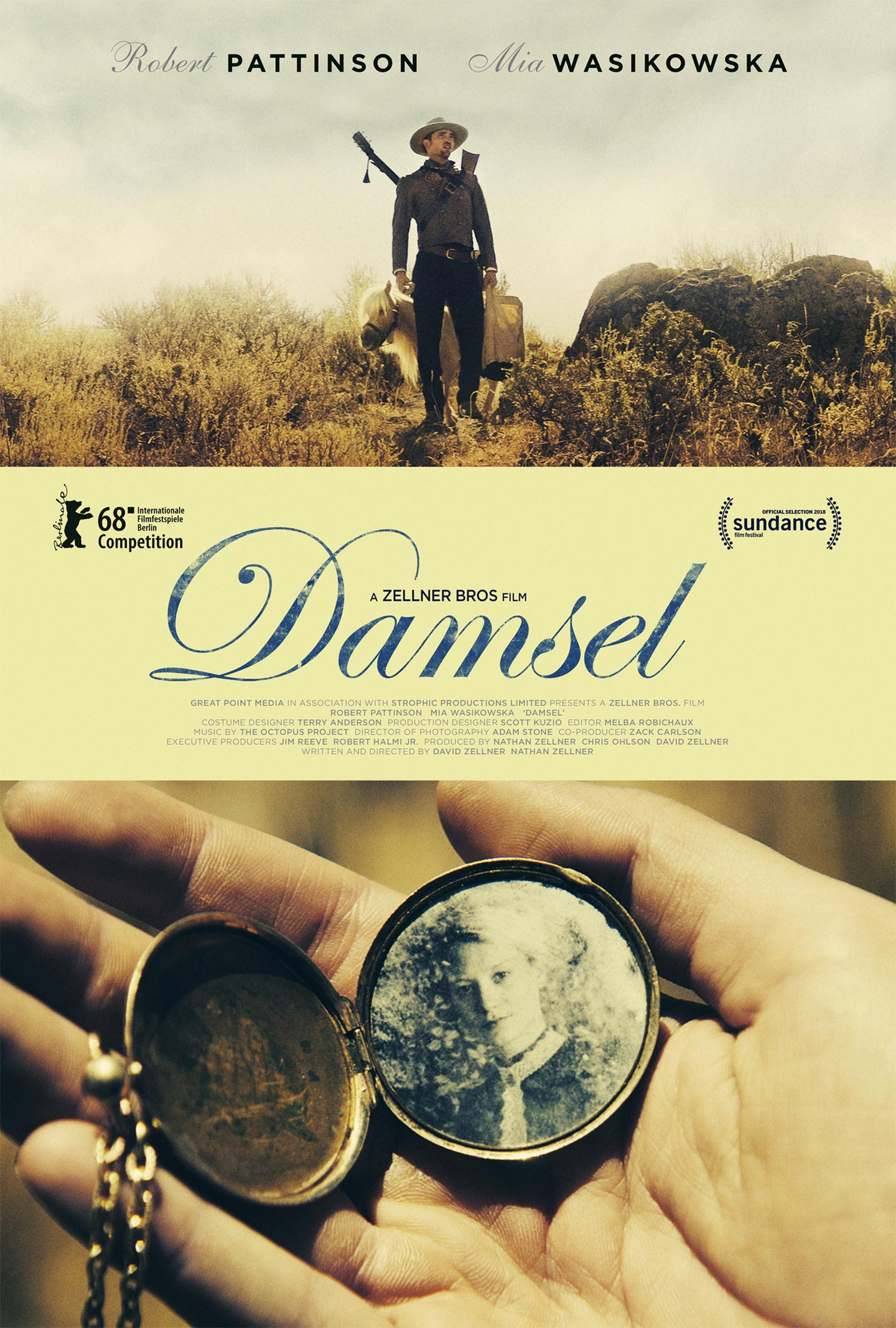 Damsel / Девойка (2018)