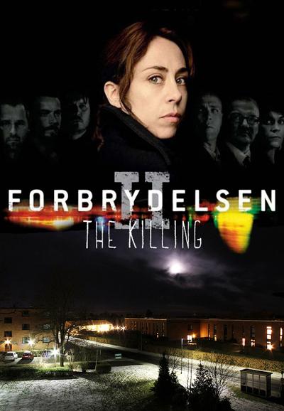 Forbrydelsen  2x01 / Убийството 2x01 (2009)