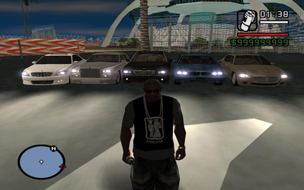 Снимки от играта