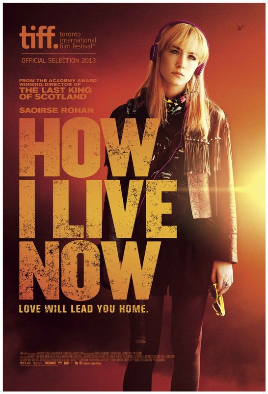 Как живея сега / How I Live Now (2013)