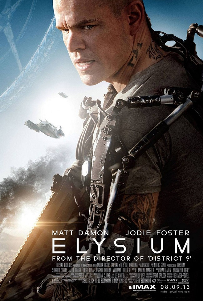 Elysium / Елизиум (2013)