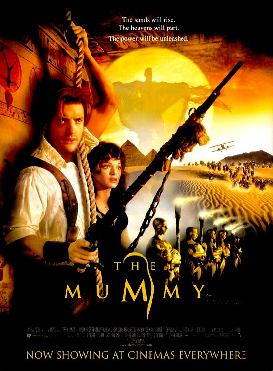 The Mummy / ������� (1999) BG Audio