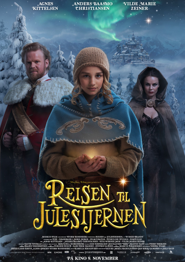 Reisen til julestjernen / Пътешествие към коледната звезда (2012)