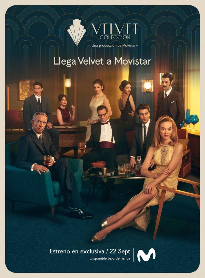 Velvet Coleccion 1x01 / Колекция Велвет 1x01 (2017)