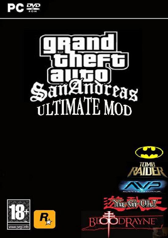 GTA San Andreas PC Game Download Full Version Free