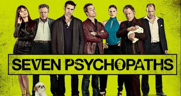 Seven Psychopaths / Седемте психопата 2012