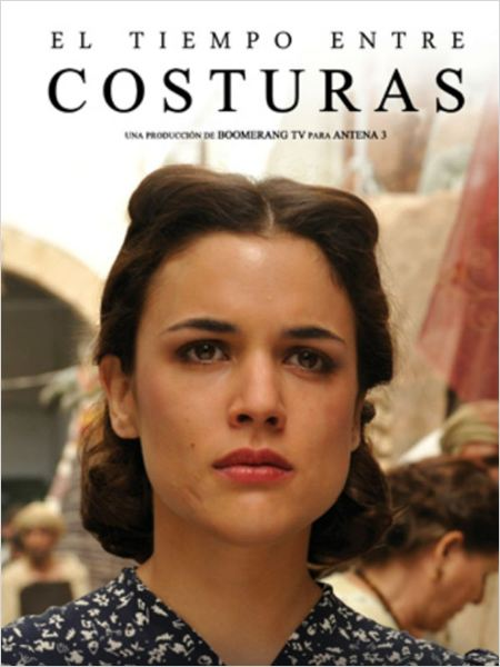 El tiempo entre costuras 1x06 / Нишките на съдбата 1x06 (2013)