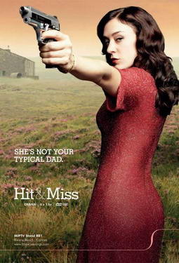 Hit & Miss season 1 / Удряй и бягай - сезон 1 (2012)