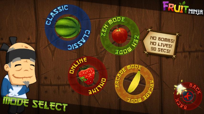 Fruit Ninja 1.7.6 apk Pomegranate + Multiplayer update