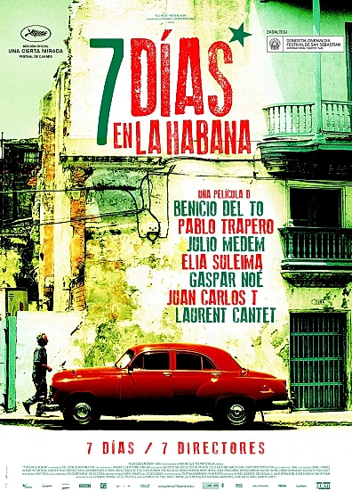 7 dias en La Habana / 7 дни в Хавана (2012)