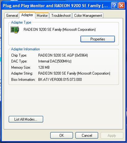Radeon 9200 Series драйвер скачать Windows Xp - фото 6