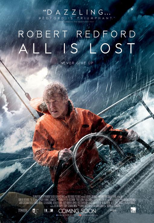 All Is Lost / Всичко е загубено (2013)