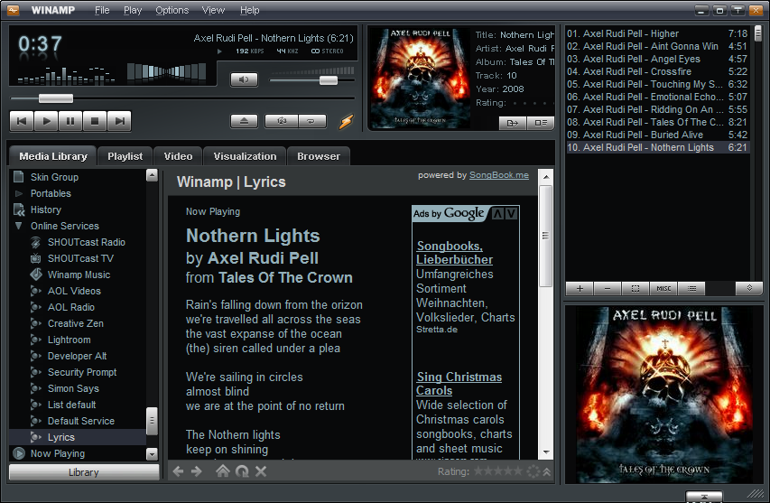 Winamp pro v5.34 key maker