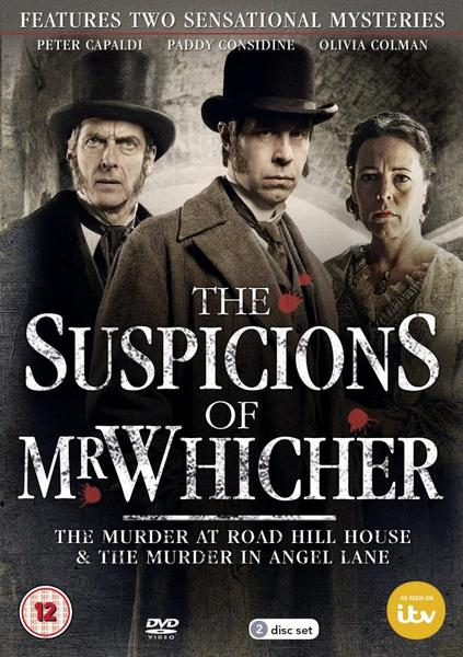 The Suspicions of Mr Whicher: The Murder In Angel Lane / Убийството на