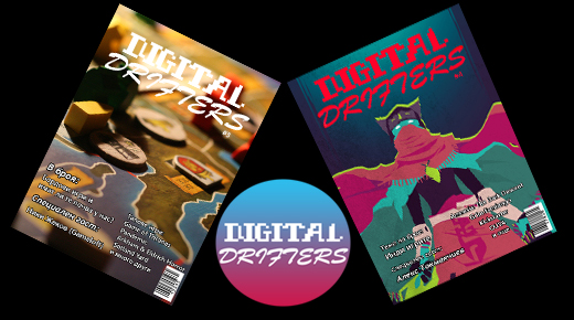 Digital Drifters - В новите епизоди  на подкаста си говорим за бордовите и инди игрите.