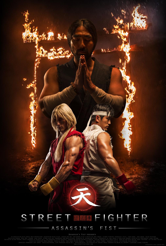 Street Fighter: Assassin's Fist / Улични бойци: Юмрукът на убиеца (2014)