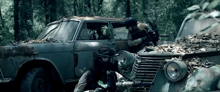 """""""Paintball"""" (2009) PL.DVDRiP.XViD-O2"""
