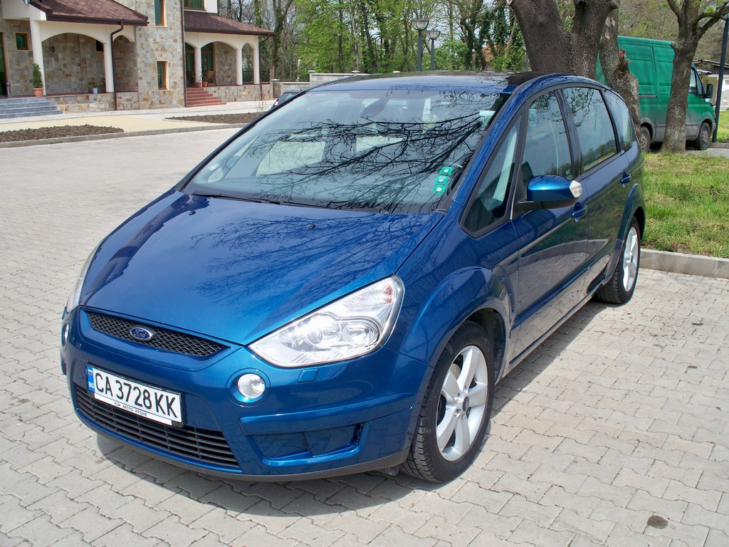 форум ford s max