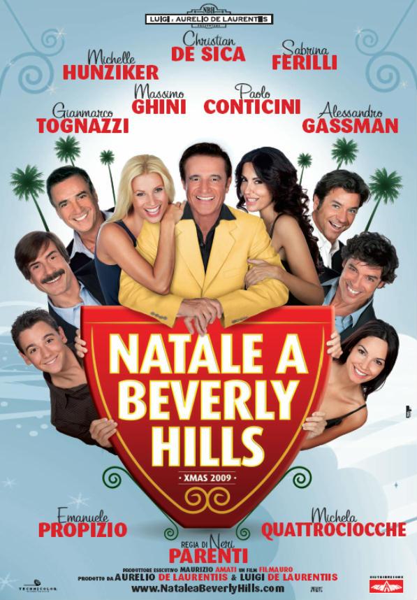 Natale a Beverly Hills / Коледа в Бевърли Хилс (2009)