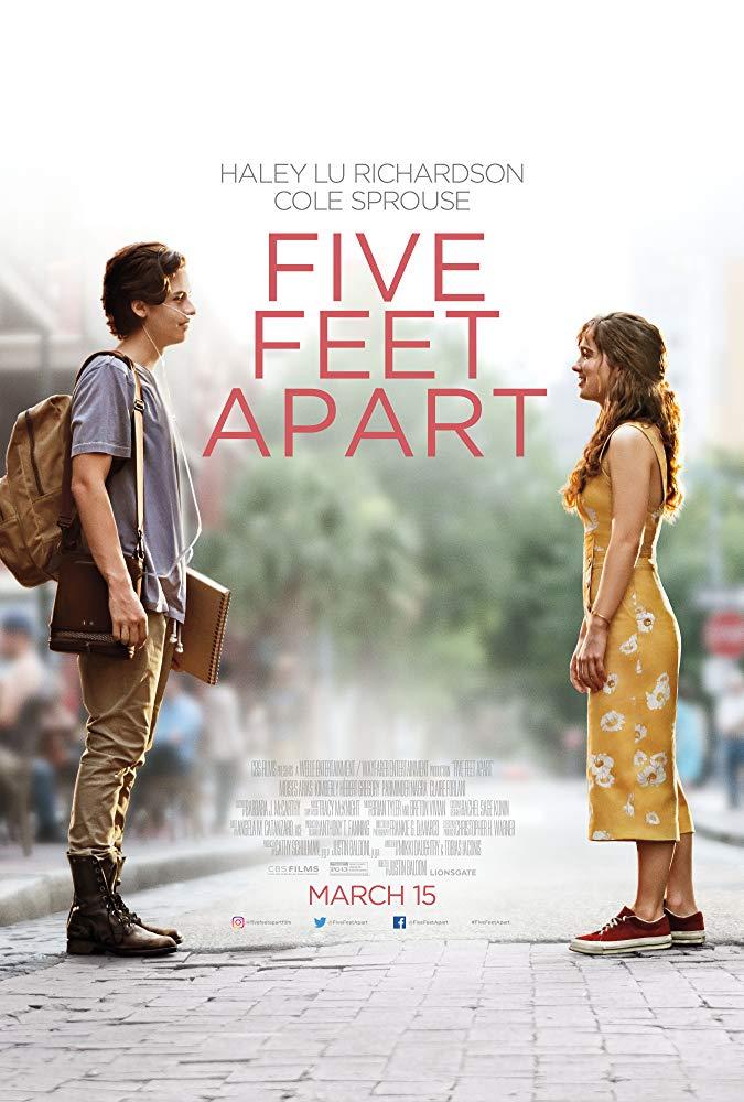 Five Feet Apart / На пет стъпки от теб (2019)