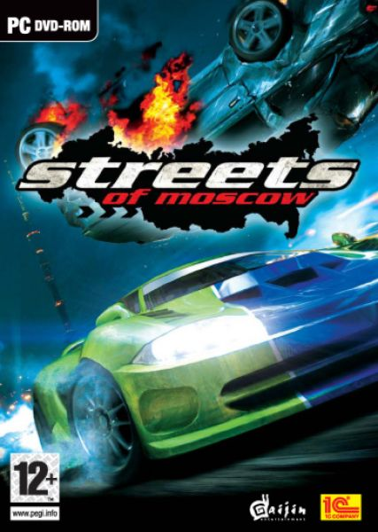 Streets Moscow-SKIDROW لعبة السيارات الجديدة2009+