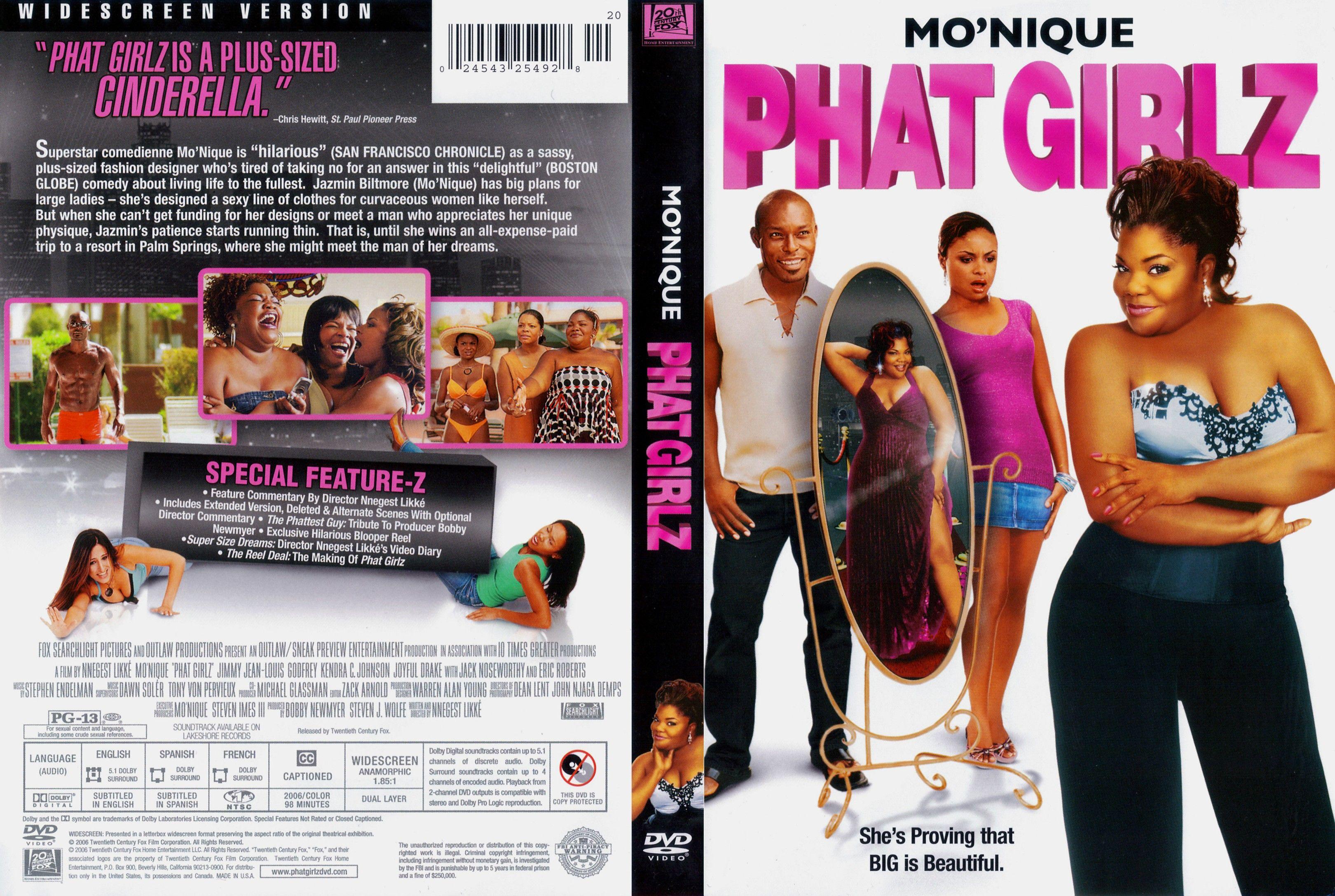 Phat Girlz[2006][DVDRip][AC 3 5 1] 3L3uth3ri0S preview 6