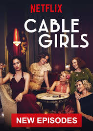 Las chicas del cable 3x08 / Телефонистки 3x08 (2018)