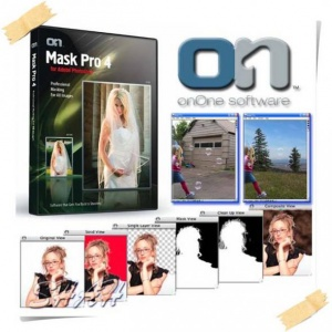 OnOne Mask Pro 4 1. 8 ENGSerialPhotoshop Plugin, 2 months, Software, 1, 42.