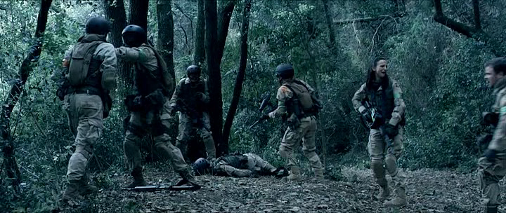 """Paintball"" (2009) PL.DVDRiP.XViD-O2"