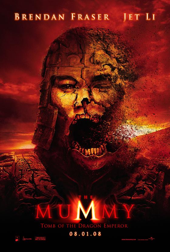 мумията 3