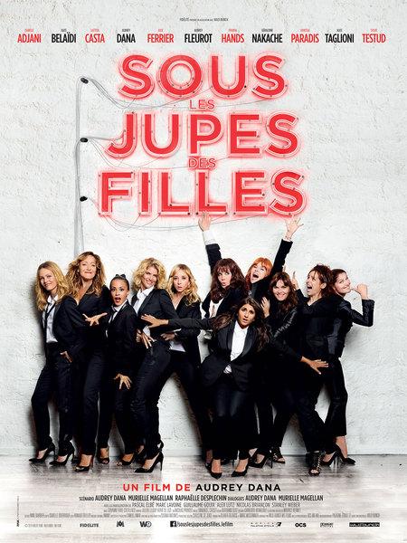 Sous les jupes des filles / Под полите на момичетата (2014)