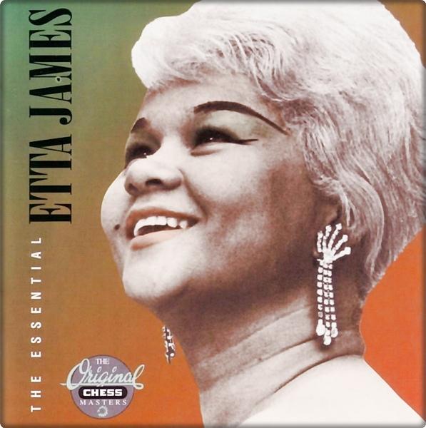 ETTA JAMES - Greatest Hits [Essentials] 2CD FLAC [Bubanee]
