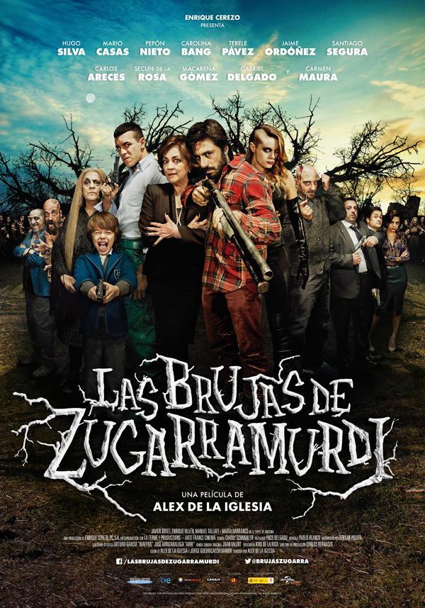 Las brujas de Zugarramurdi / Вещиците от Зугарамурди (2013)