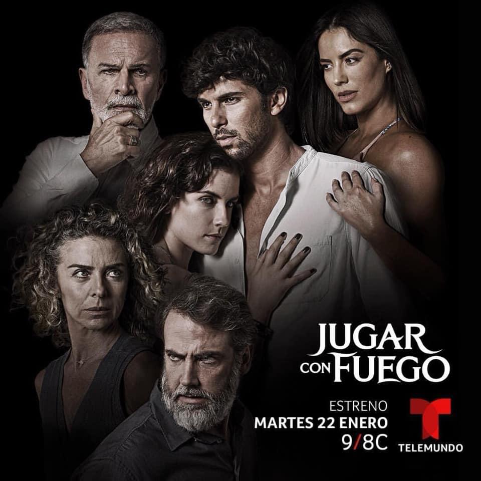 Jugar con fuego S01 / Игра с огъня S01 (2019)