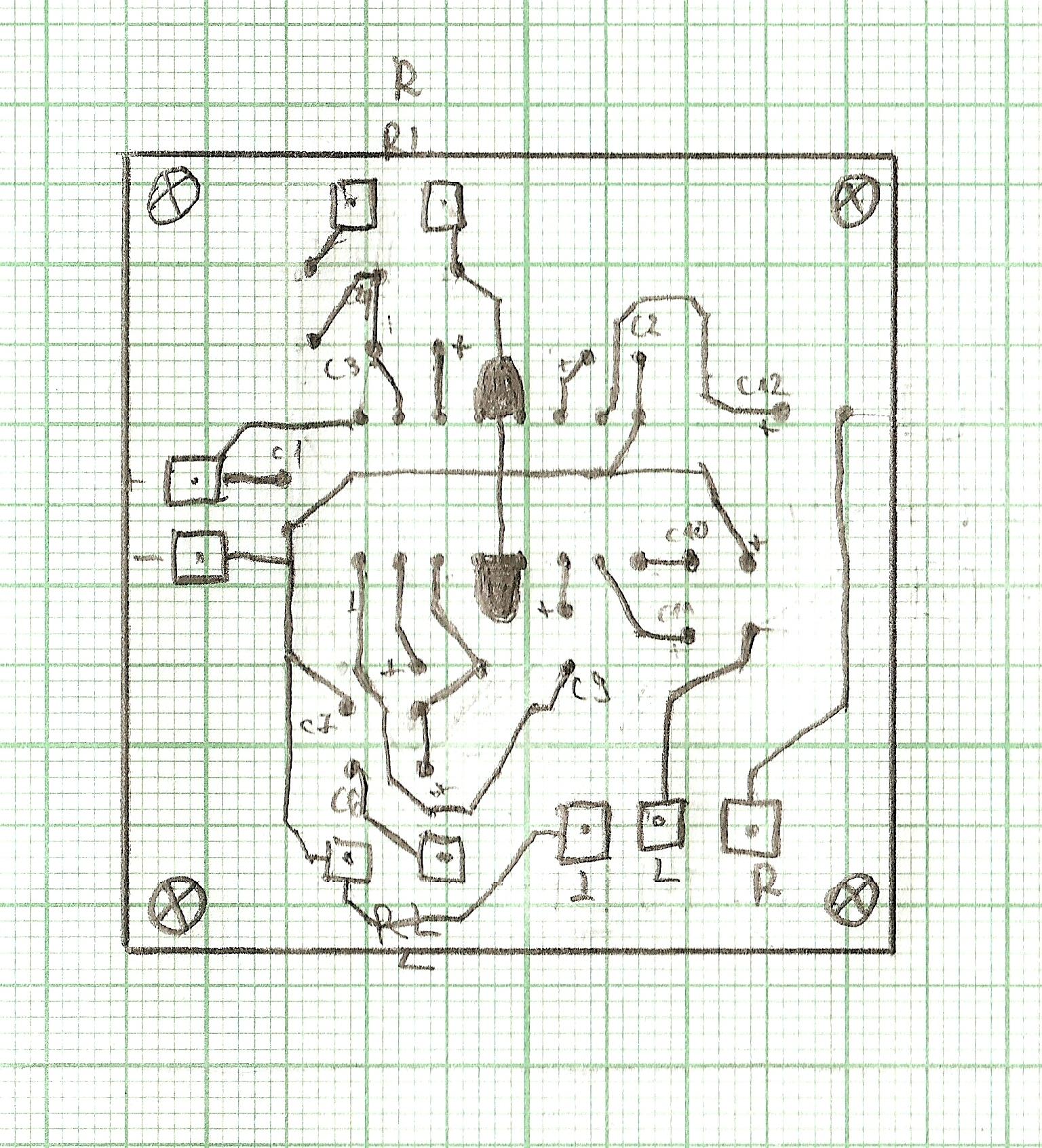 6v Images La4550 Audio Amplifier Circuit