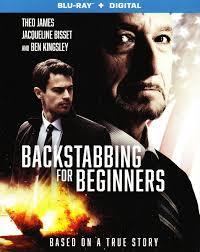 Backstabbing for Beginners / Предателство за начинаещи (2018)