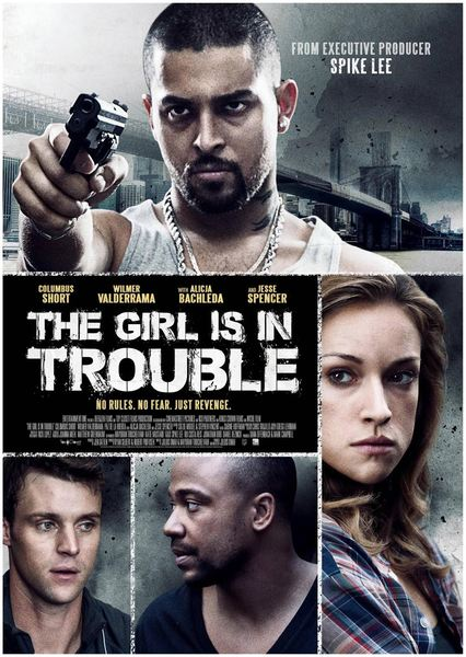 The Girl Is in Trouble / Девойка в беда (2015)
