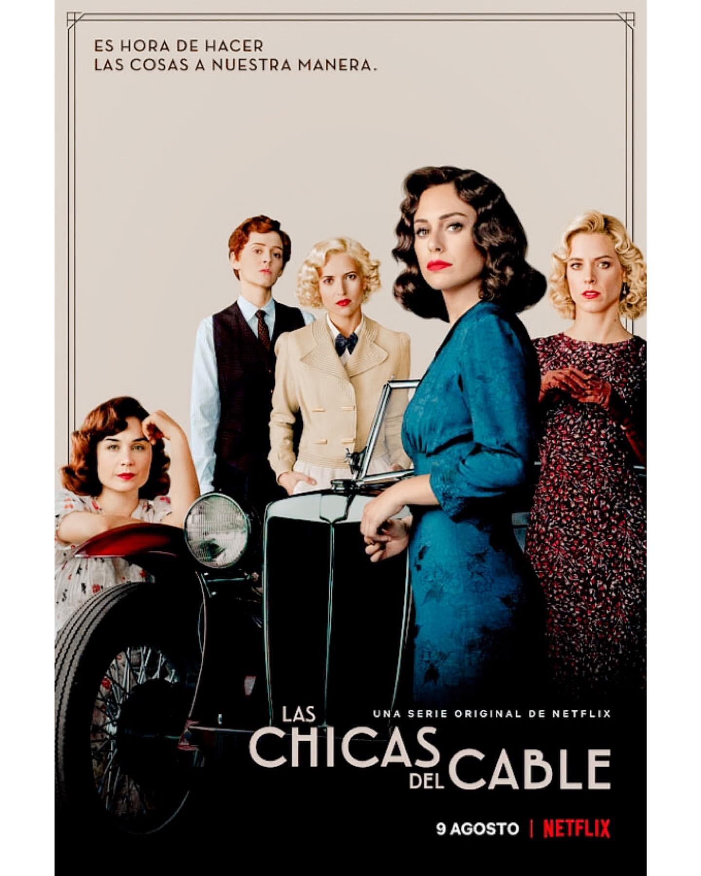 Las chicas del cable 4x01 / Телефонистки 4х01 (2019)