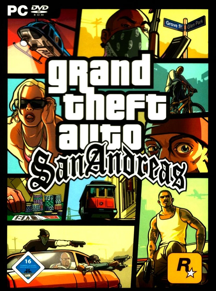 GTA Grand Theft auto san andreas.iso.iso