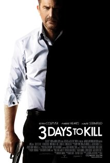 3 Days to Kill / 3 дни да убиеш (2014)