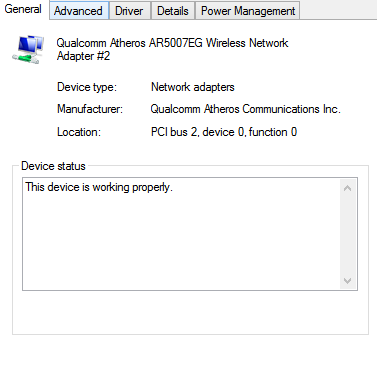 Free Download Atheros Ar5007eg Wireless Network Adapter Driver Windows Xp