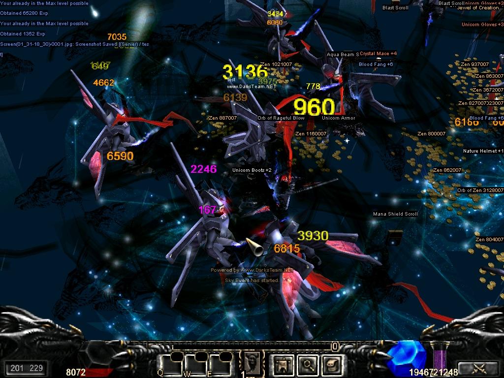 DarksTeam MuServer 97d99i Beta 34.7 - Marry, Quest System & Sky Event! C85a21026f1dbd92