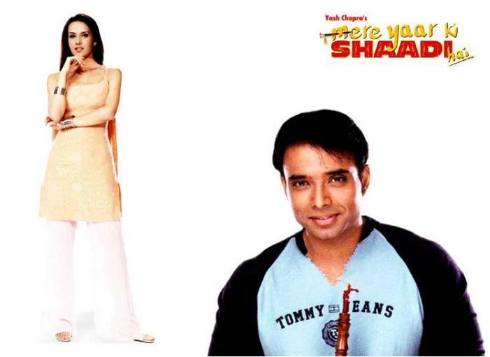 mere yaar ki shaadi hai 2002 release name mere yaar ki shaadi hai 2002    Tulip Joshi Mere Yaar Ki Shaadi Hai