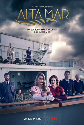 Alta mar 1x08 / В открито море 1x08 (2019)