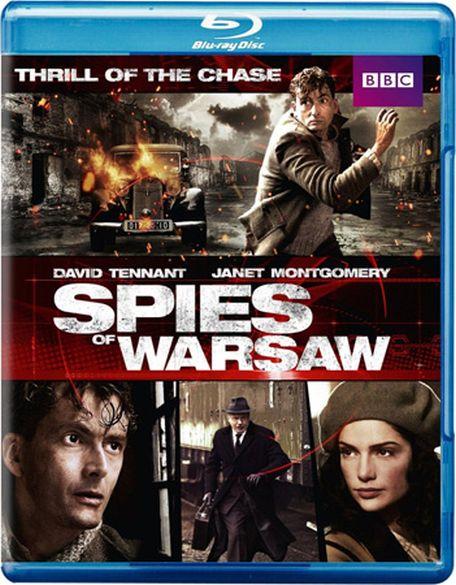 Spies of Warsaw / Шпиони от Варшава (2013)