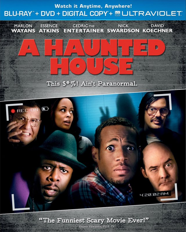 watch a haunted house online free