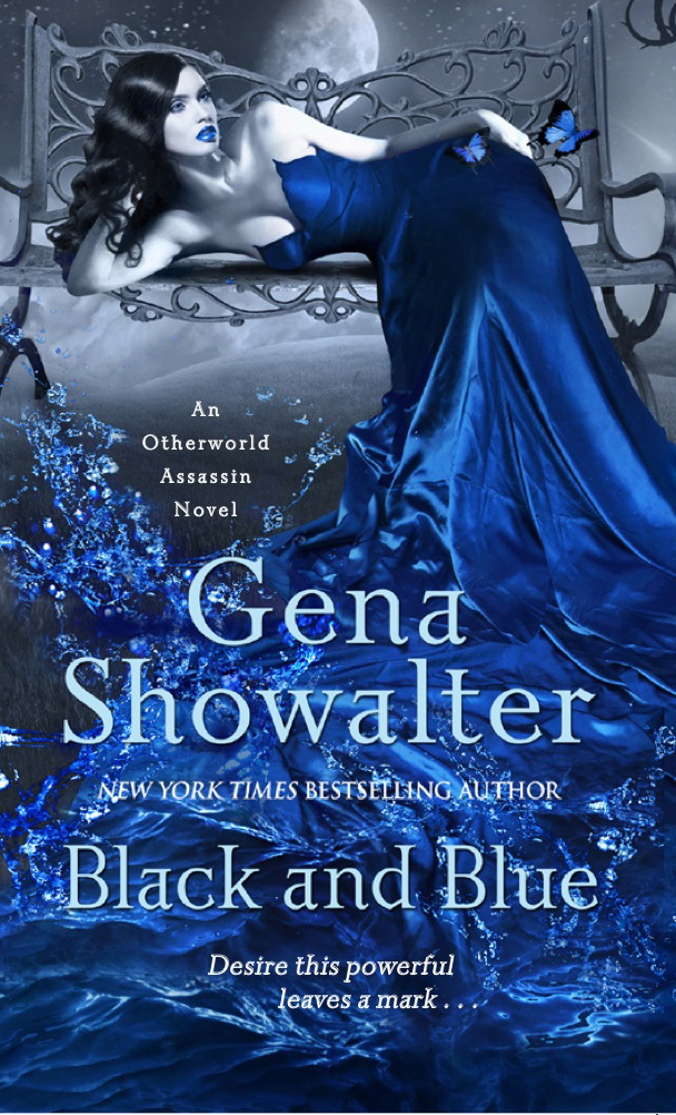 Black and Blue (Otherworld Assassin #2) - Gena Showalter