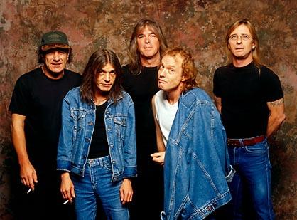 AC/DC - Studio Discography (1974-2010)